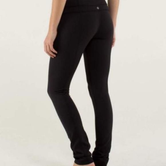 80191d3f2e lululemon athletica Pants | Lululemon Straight Leg Groove Pant ...